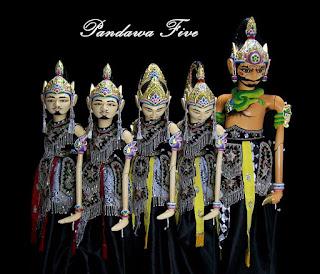 Pandawa Lima mangrupa inohong anu henteu bisa dipisahkan jeung carita Mahabarata Pandawa Lima (Bahasa Sunda)