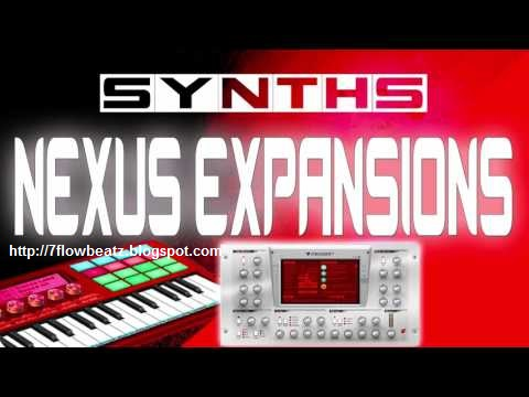 nexus tropical house presets free