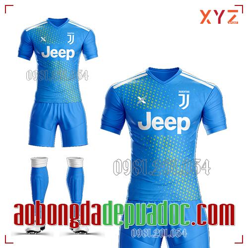 Áo Juventus 2019 Training Mẫu 3