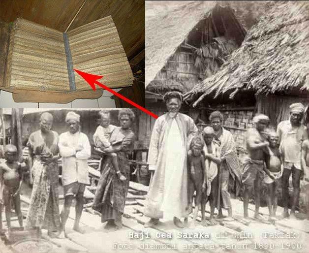 Ternyata Pusaka Tua Yang Dimiliki Oleh Suku Papua Ini Adalah Al Qur'an