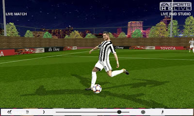 FTS Mod Fifa 18 Android Graphic Full HD-2