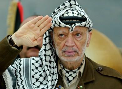 biografi-singkat-yasser-arafat