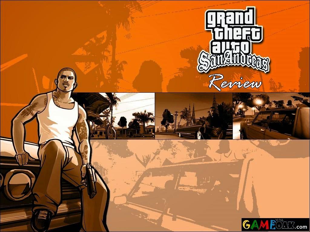 GTA San Andreas Cheats Codes and Reviews