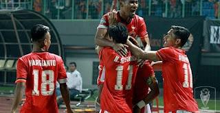 Daftar Pemain Persija di Piala Presiden 2018