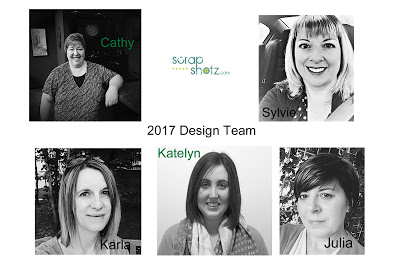 Scrap Shotz Design Team!
