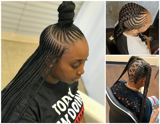 cute braided hairstyles 2018