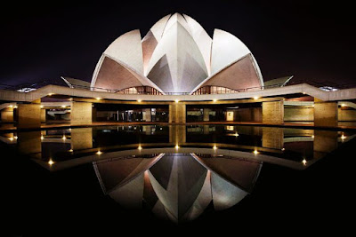 Best places to visit In Delhi, Lotus Temple