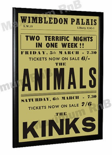 the kinks kronikle march no crowdsurfing