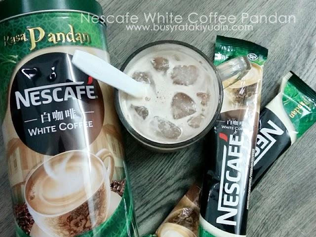 Bau Aroma Nescafe White Coffee Pandan Menusuk Jiwa