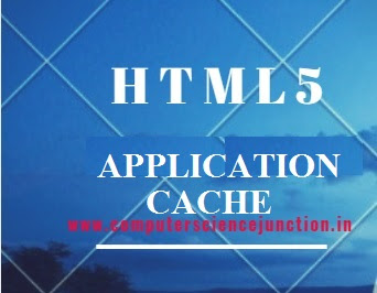 advantage of html application cache