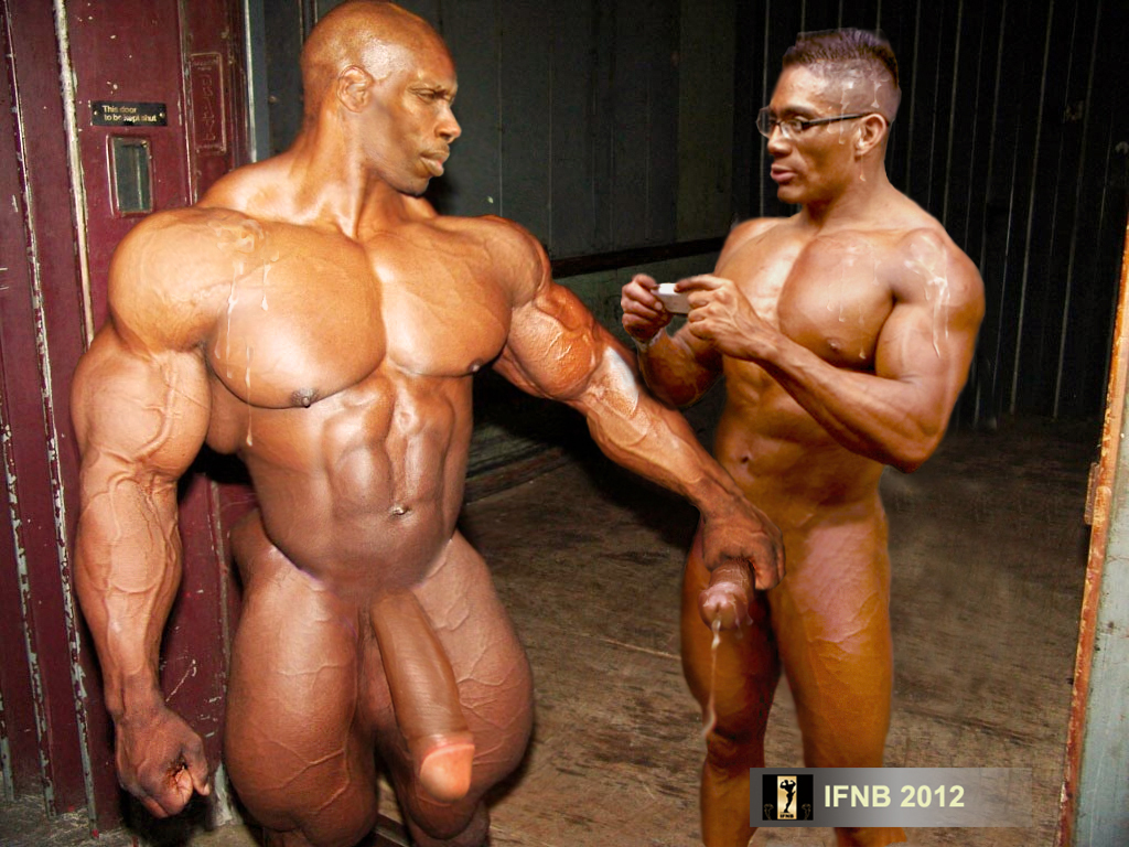Congratulate, excellent Body building nude male opinion