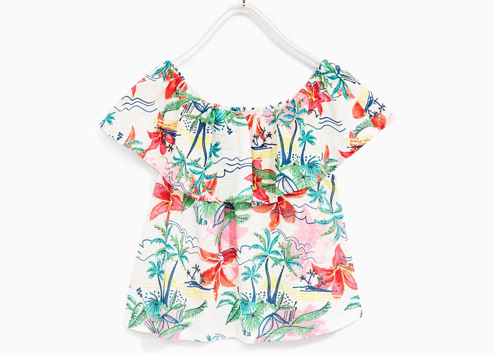 21968bfc9f8 ZARAキッズベビー春夏服が可愛い!通販サイトが便利でお得!返品送料も ...