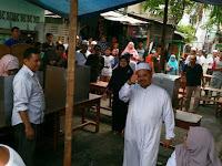 Subhanallah, Takbir Bergema Diseluruh Jakarta