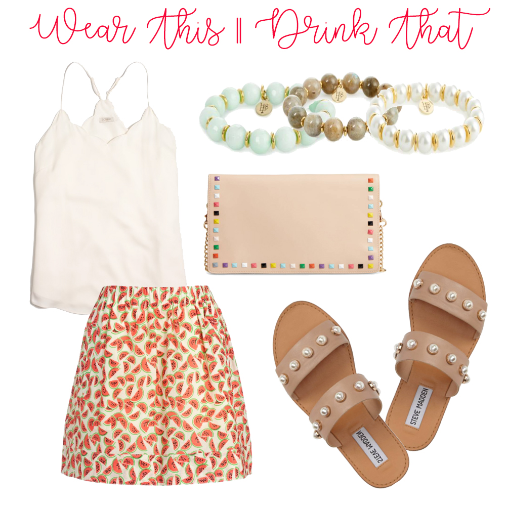 Wear This || Drink That (vol. 2)