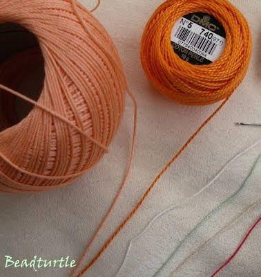 нитки для вязания подушки