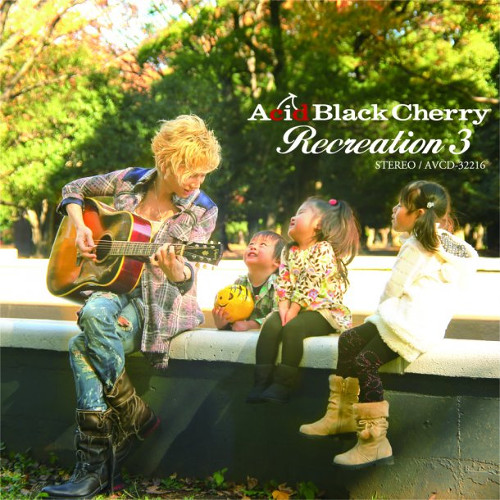 Acid Black Cherry - Recreation 3 [FLAC   MP3 320 / CD]