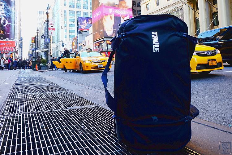 Le Chameau Bleu - Valise Thule Subterra Luggage à Manhattan