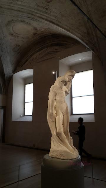Pietà Rondanini Michelangelo