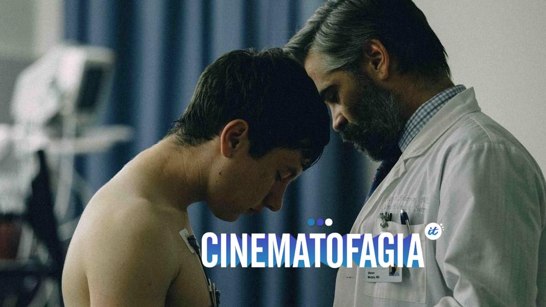 """Novo filme do diretor de """"O Lagosta"""" continua seu cinema bizarro com uma família amorosa e unida"""