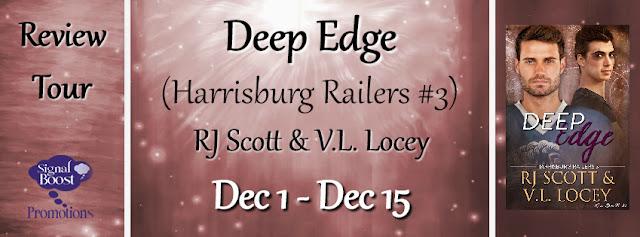 Book Lovers 4ever Deep Edge Harrisburg Railers 3 By Rj Scott