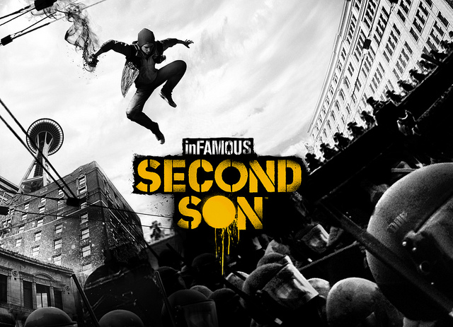 Image d'Infamous second son