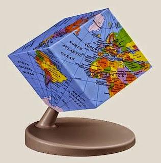 Resultado de imagem para Dizem que a Terra é redonda...