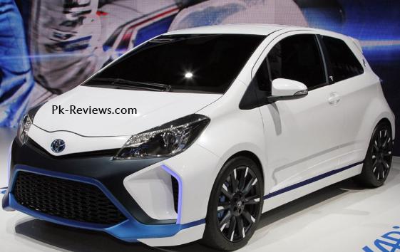 Toyota Yaris Hybrid 2019