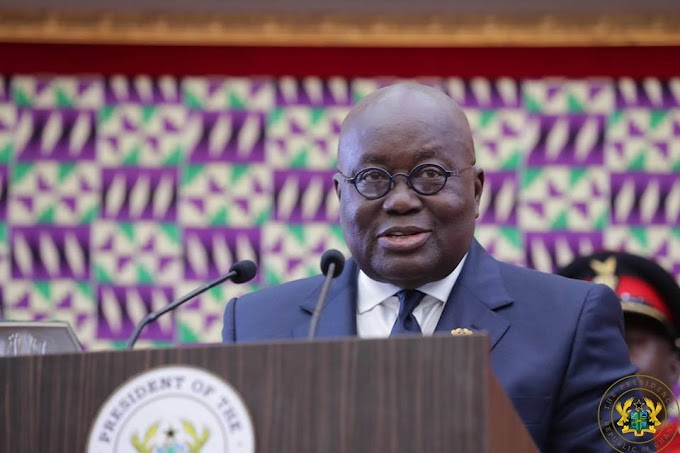 Akufo-Addo to deliver State of Nation Address Thursday