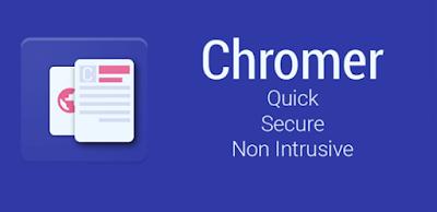 متصفح Chromer للأندرويد