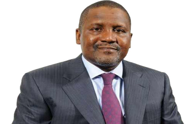 The current recession rocking the Nigerian economy has hit one of the biggest employers of labour in the country outside of the government as the Dangote Group, belonging to Africa's richest man, Aliko Dangote, has fired 48 members of staff.