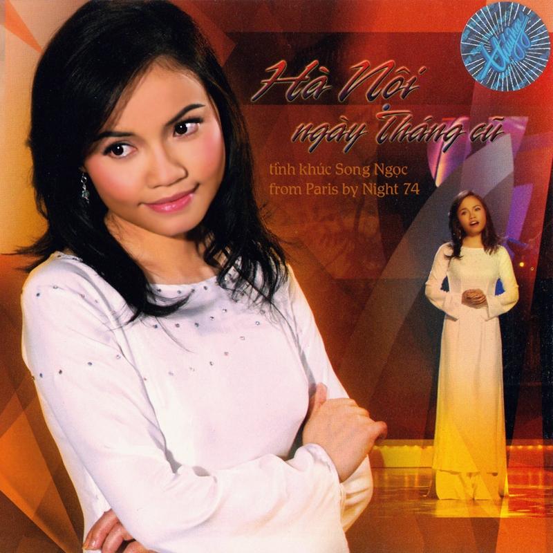 Thúy Nga CD336 - Tình Khúc Song Ngọc - Hà Nội Ngày Tháng Cũ (NRG) + bìa scan mới