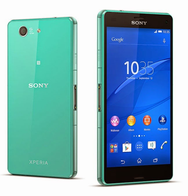 Best Smartphones sony xperia z3 compact