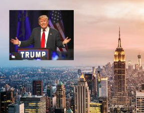 If Trump Loses, Could He Become an OJ Simpson-Like Pariah in NYC?