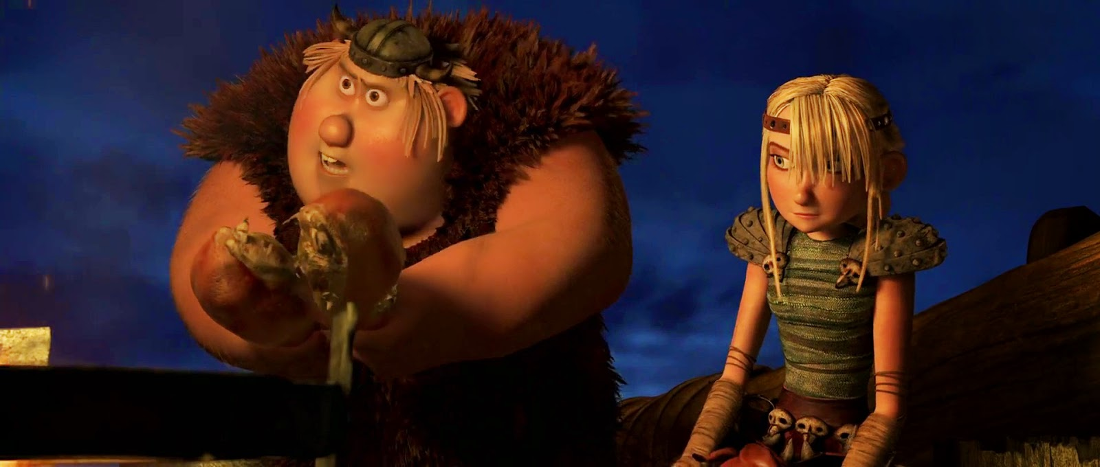 How to Train Your Dragon (2010) S4 s How to Train Your Dragon (2010)