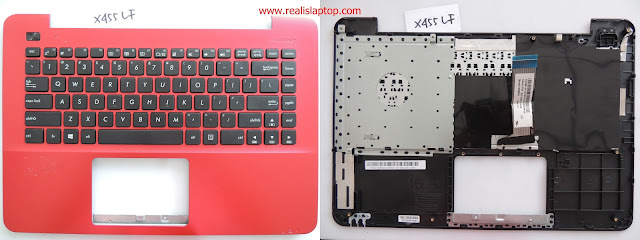 Jual Keyboard Asus X455LF Plus Frame