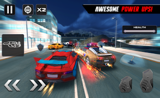 San Andreas Police Chase 3D Mod Apk unlocked all item