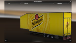 Soft Drinks Jumbo trailers pack
