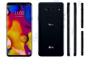 الاستعراض: هاتف ال جي هاتف واحد ، بخمس كاميرات ،LG V40 THINQ