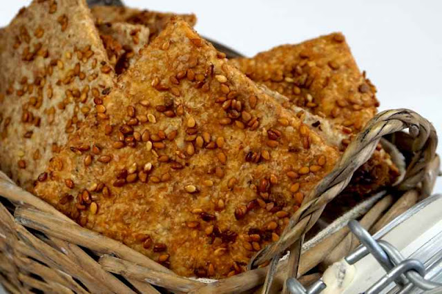 crackers caseros