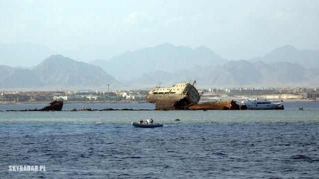 Wrak statku w Egipcie - Louilla - IMO: 5020160