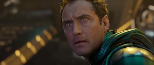 Jude Law aparece no primeiro trailer de 'Capitã Marvel' | Ordem da Fênix Brasileira