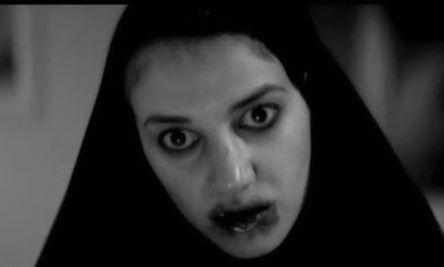 A Girl Walks Home Alone at Night movie