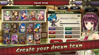 Sengoku Blades Mod Apk