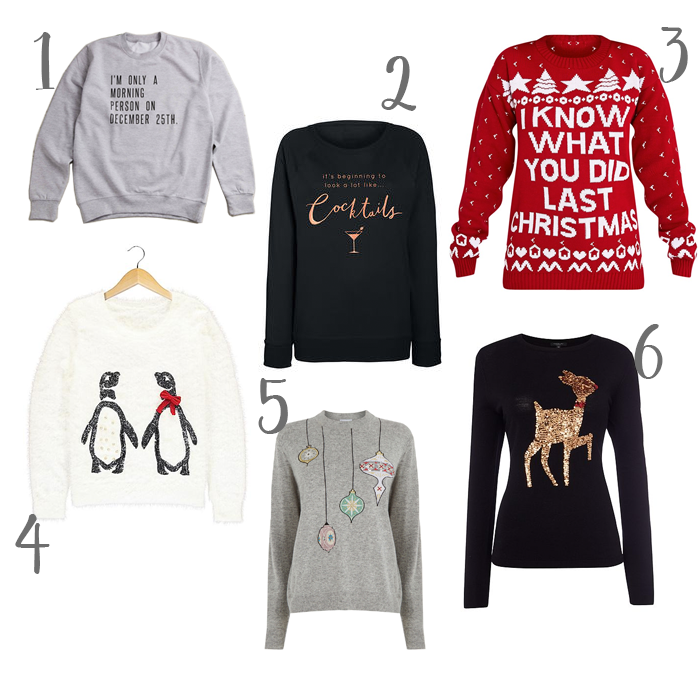 Blogmas Day Sixteen | Favourite Christmas Jumpers