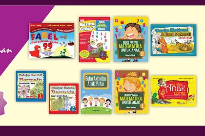 Buku Perpustakaan Desa - Buku Bacaan dan Pengetahuan Anak-anak