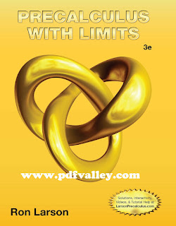 Precalculus with Limits 3rd Edition by Ron Larson