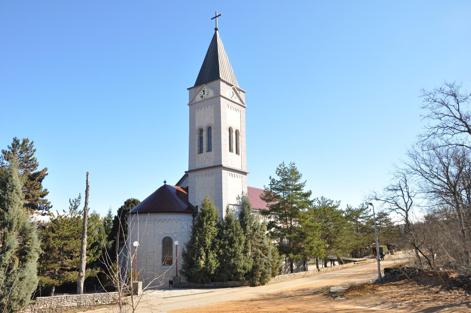 Slikovni rezultat za katolička crkva KRUŠEVO