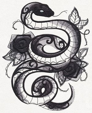 15 Powerful Snake Tattoos Designs