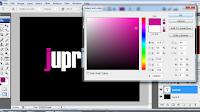 cara membuat efek cahaya di photoshop, efek pelangi di photoshop, tutorial photoshop lengkap, teks efek, efek cahaya.