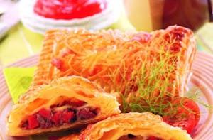 Resep Pastry Isi Daging Dan Keju Istimewa